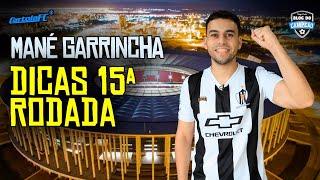 100 PONTOS DE NOVO   DICAS RODADA 15 CARTOLA FC 2019