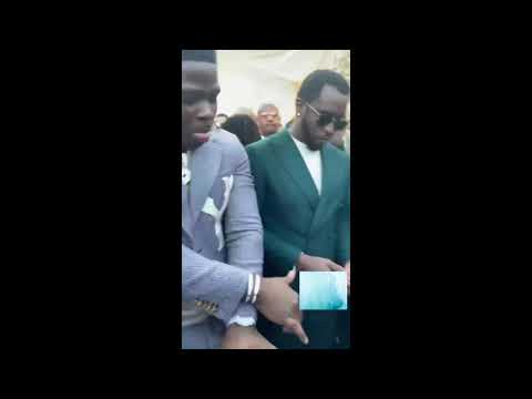 American celebrities dance Nigeria music(meek mill, puff daddy, Usher, and many more)...