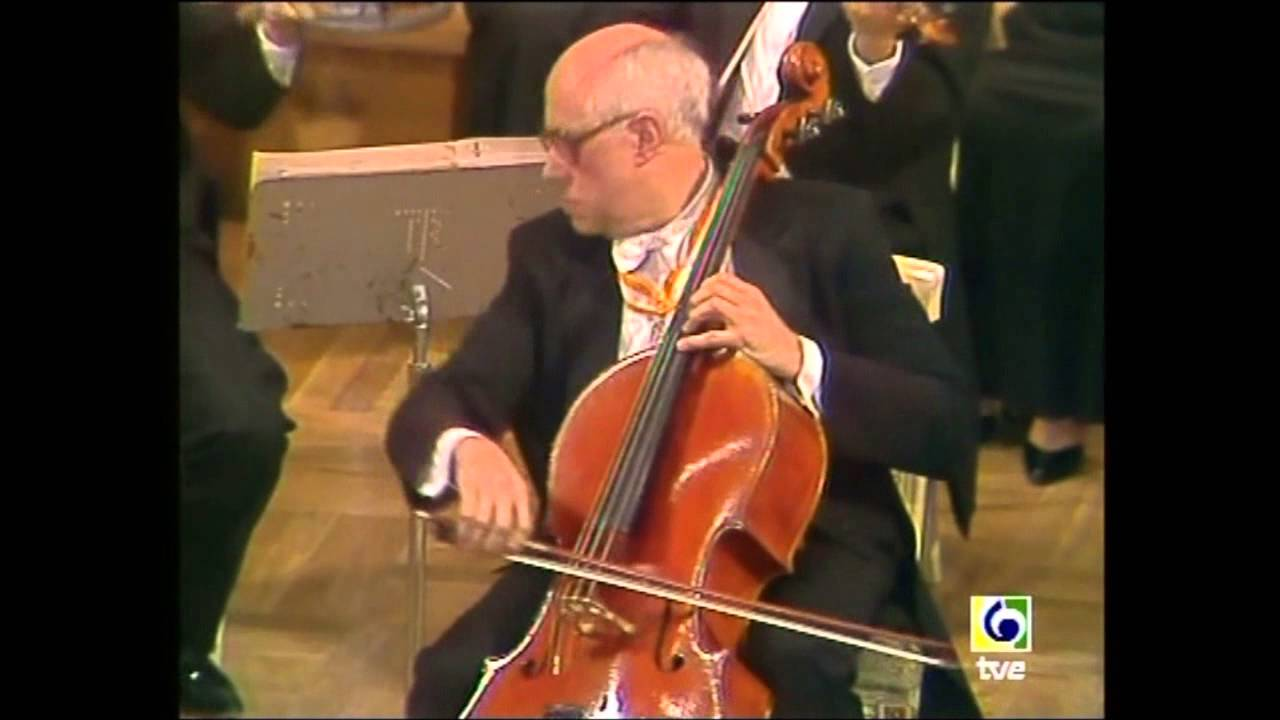 Joseph Haydn - Cello Concerto No 1