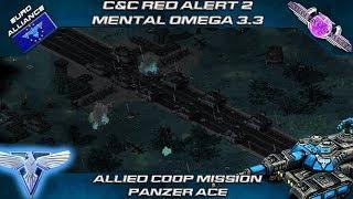 Mental Omega 3.3 for C&C Red Alert 2 Yuri's Revenge, Panzer Ace. Me...
