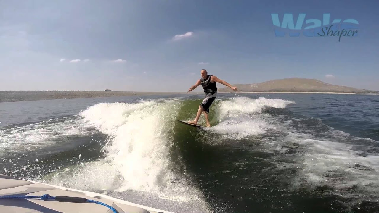 how to build a wake shaper