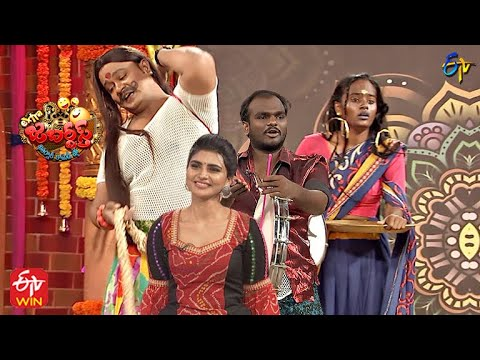 Download Bullet Bhaskar Performance | Extra Jabardasth | 15th October 2021 | ETV Telugu