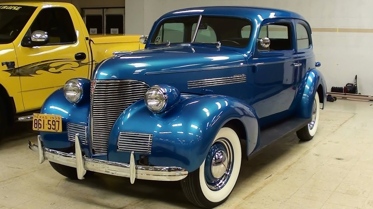 1939 chevrolet master 85 two door sedan nicely restored for 1939 chevy 2 door sedan