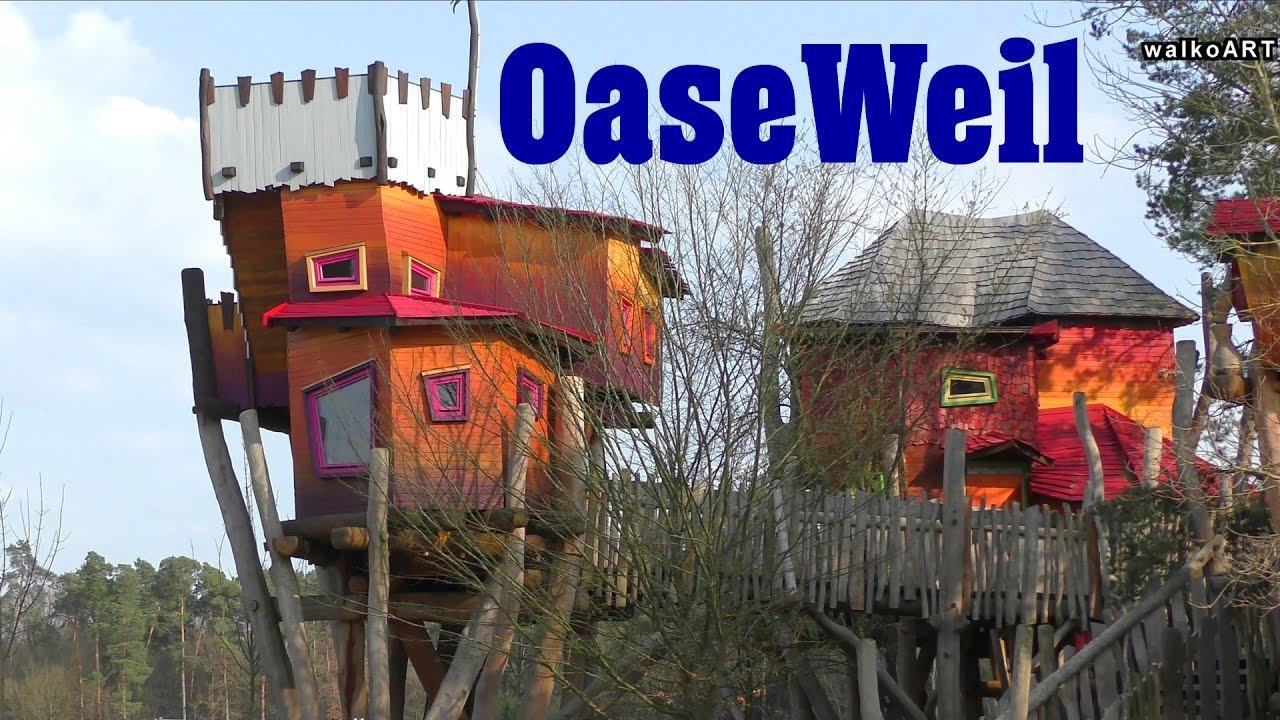 oase weil au ergew hnliche baumhaushotel anlage tree houses hotel naturpark sch nbuch. Black Bedroom Furniture Sets. Home Design Ideas
