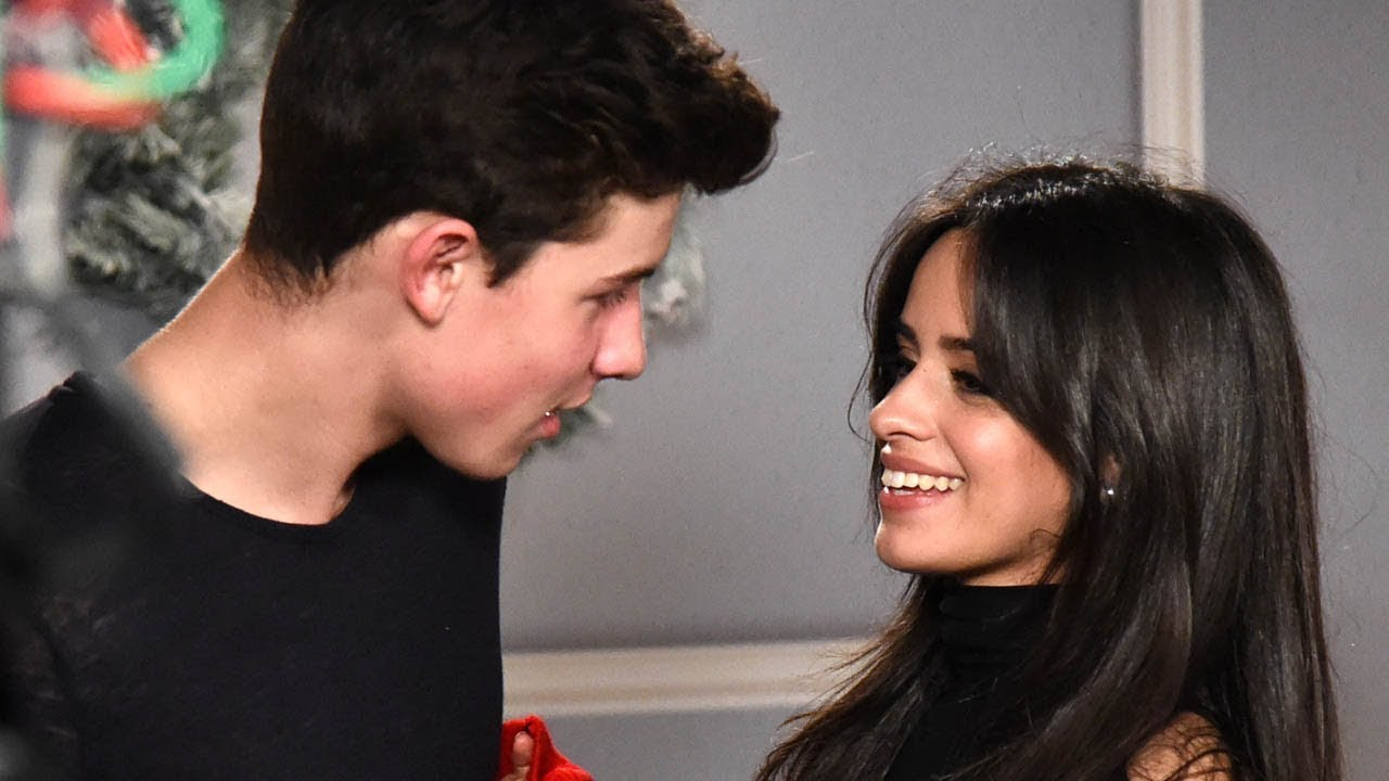 Shawn Mendes and Camila Cabello get intimate in steamy Se orita video