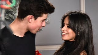 Camila Cabello & Shawn Mendes SPOTTED on a DATE Before the 2018 Grammys!!!