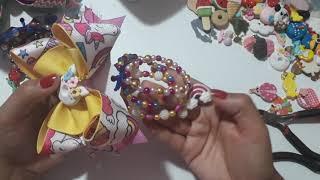 Idéias de Kits de Laço com Pulseira