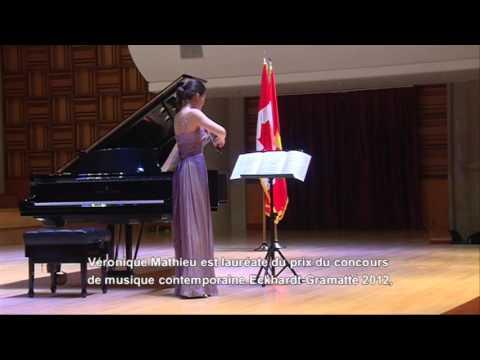 Véronique Mathieu, étoile du concert Canada - Vietnam à Hanoi