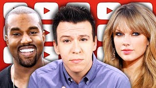 The Taylor Swift Kanye West Debate & Divide, James Gunn Returns, Kavanaugh SCOTUS Update, & More...