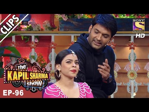 Sarla had a Gala Time with Bappi Da & The Indian Idol Finalists-The Kapil Sharma Show-9th Apr, 2017