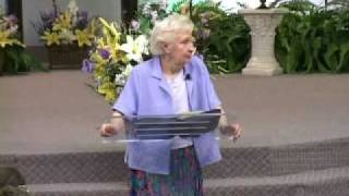 Delores Winder Healing Conference Pt 1