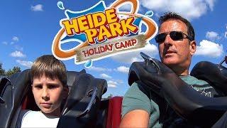 Vlog #113 Wiederholungstäter (Heide Park Holiday Camp)
