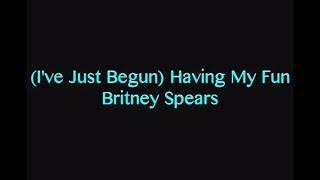 Britney Spears - (I