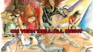 Ramones Karaoke - We Want The Airwaves