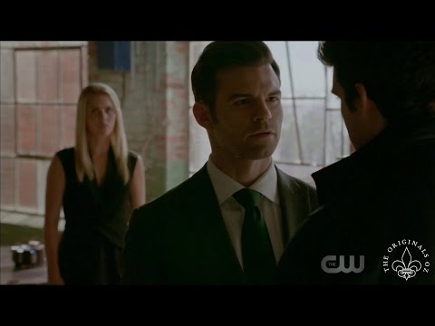 The Originals 4x02 Rebekah wants to use herself as a distraction with Marcel