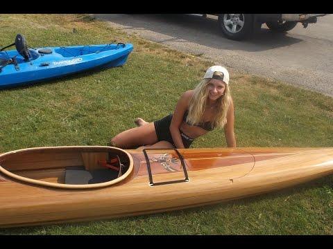 DIY Kayak Skeg Part 2 The Installation