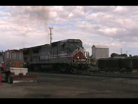 Random Train in Antonito Colorado