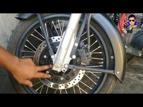 ABS in Royal Enfield  4K