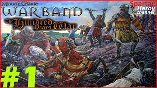 Mount & Blade Warband   мод Столетняя война - 1 серия