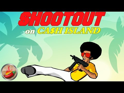 Shootout on Cash Island Gameplay (iOS / Android)