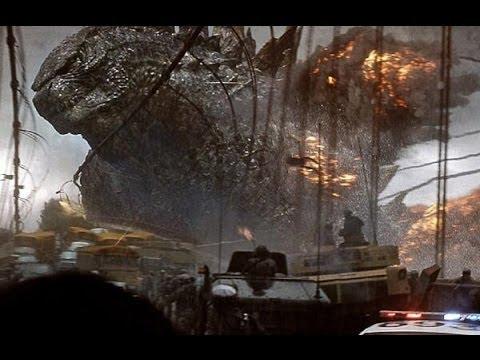 Godzilla (Starring Aaron Taylor-Johnson) Movie Review