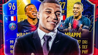 FIFA 19: MBAPPE TOTS vs TOTY Squad Builder Battle 🔥🔥