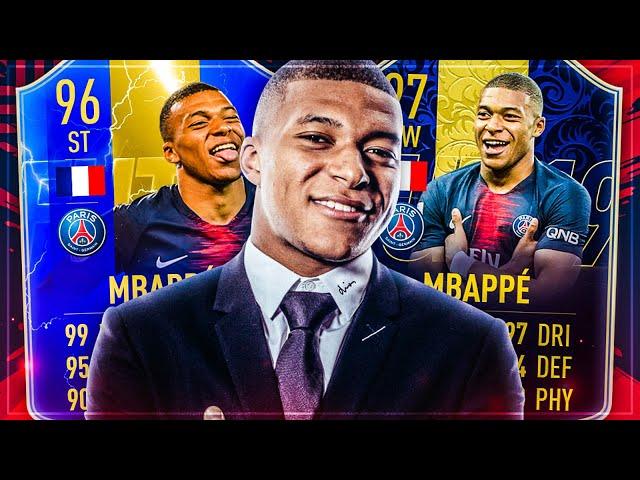 FIFA 19: MBAPPE TOTS vs TOTY Squad Builder Battle 🔥🔥
