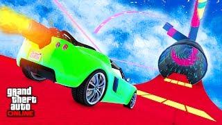 VOITURE FUSÉE MODDED SKY - GTA 5 ONLINE