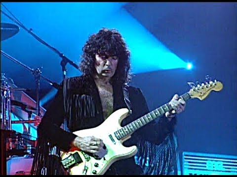 Rainbow - Hall of The Mountain King 1995 Live Video