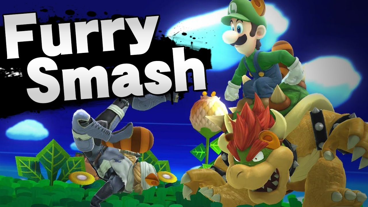 FURRY SMASH BROS. - YouTube
