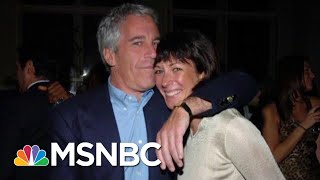 Barr: 'Serious Irregularities' At Facility Where Epstein Found Dead | Velshi & Ruhle | MSNBC
