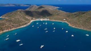Sailing British Virgin Islands 2018