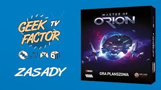 MASTER OF ORION - Wideo Instrukcja