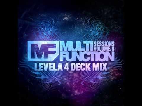 Levela 4 Deck Mix   Multi Function Sessions Vol 3