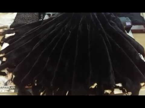 Отличие норки BlackGlama от норки BlackNafa - YouTube