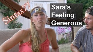Sara's Giving a Box of Gear to to 3 Viewers!   Nomadik Box & Camping Gear Discussion