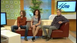 Marshroom в прямом эфире передачи 'Легко', телеканал 'Ника ТВ', 28.11.2013