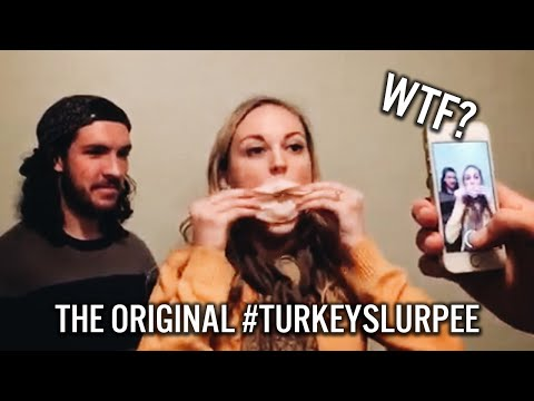 eating-turkey-slice-in-one-second
