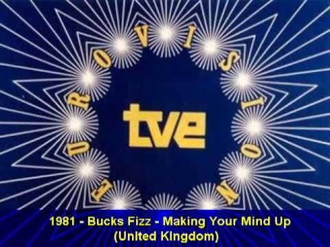 1981 - Bucks Fizz - Making Your Mind Up (United Kingdom).