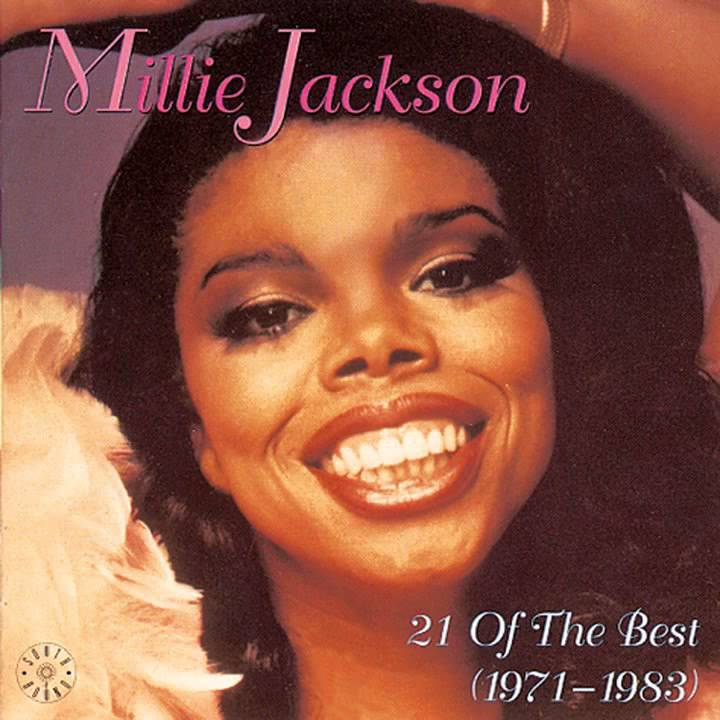 Millie Jackson  Ask Me What You Want Official Audio