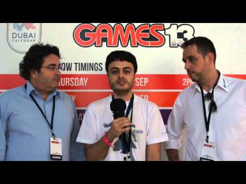 Interview with Ubisoft Abu Dhabi (Games 13)