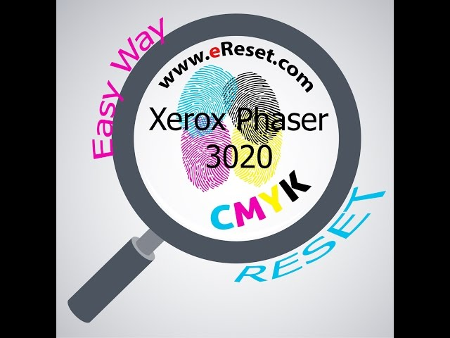 Driver for Xerox Phaser 3020 / 3020BI - [Download]
