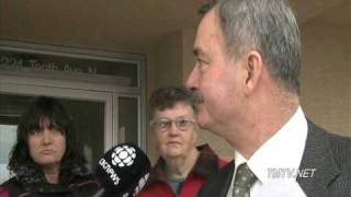 Blackmore in Creston BC Court - TMTV News Kootenays