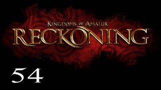 Repeat youtube video Прохождение Kingdoms of Amalur: Reckoning - Часть 54 — Жертвоприношение / Босс: Мертвец Кель