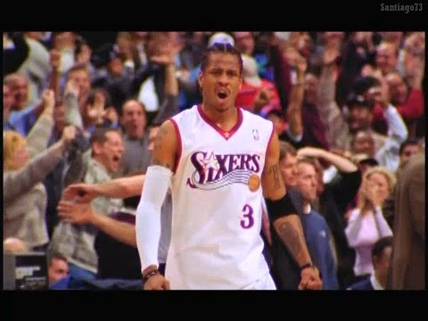 Philadelphia 76ers - On The Way To The NBA Finals (2000-01)