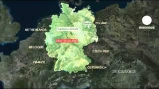 Elections régionales en forme de test pour l'Allemande...