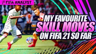 FIFA 21 MY FAVOURITE SKILL MOVES SO FAR! HOW TO USE THE BEST SKILLS MOVES ON FIFA 21 = MORE WINS!