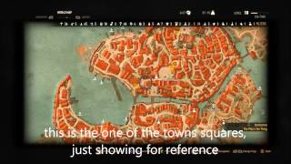 Where to find the Novigrad Bank [Witcher 3]