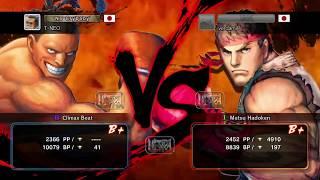 USFIV ➤ Asia Top Players Compilation #121 ➤ Ultra Street Fighter IV, ウルトラストリートファイター4