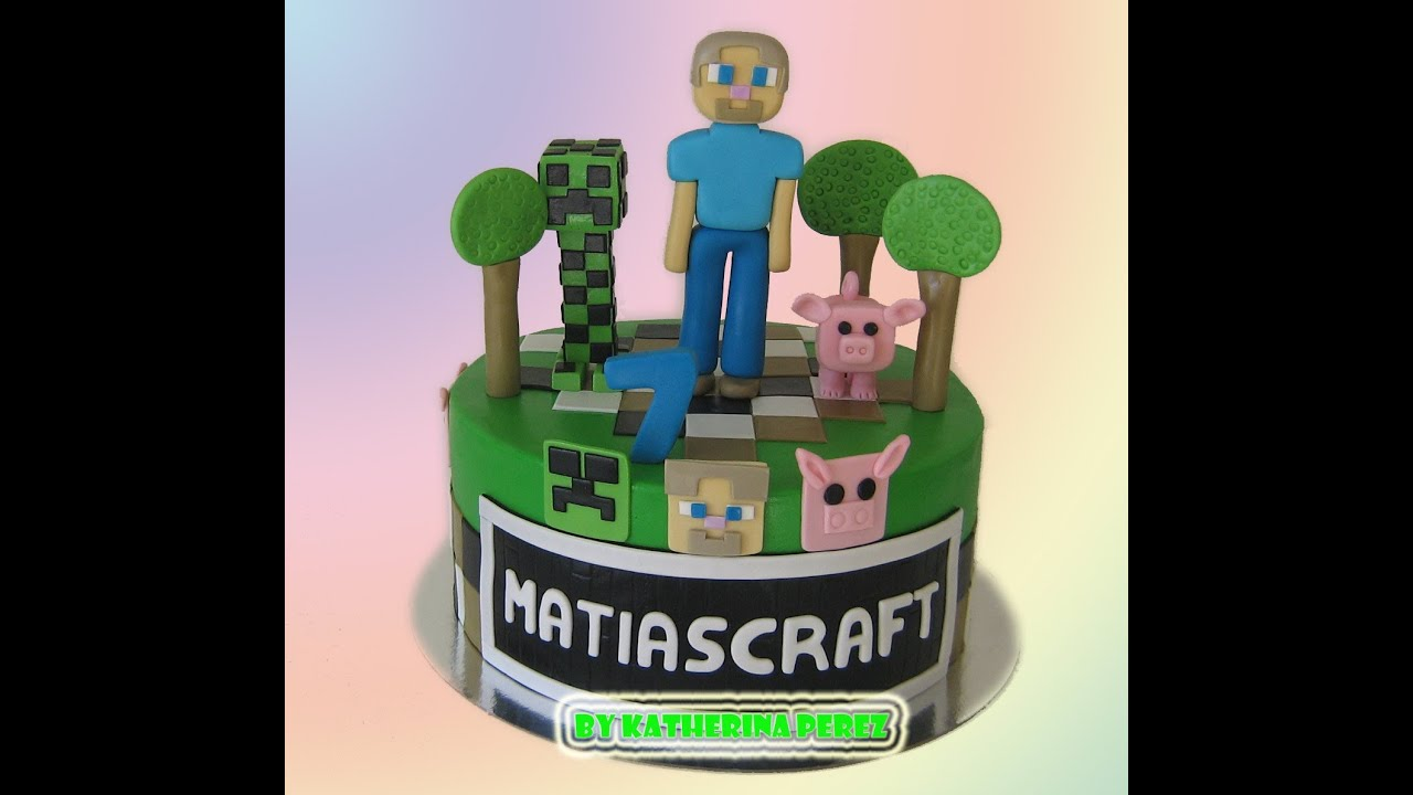 How To Make A Cake In Miencraft